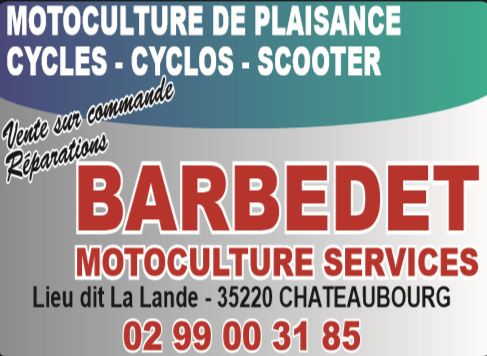 BARBEDET CYCLES : 2179 vues