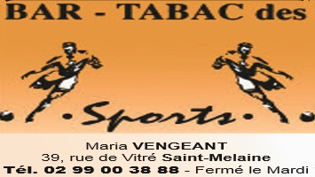 BAR TABAC DES SPORTS : 3035 vues